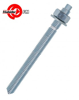 Svorník BFK pro chemickou kotvu M 10 x 115 Friulsider