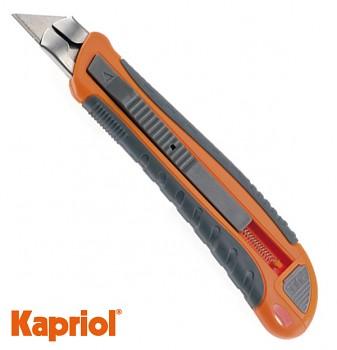 Ulamovací plastový nůž 18 mm Kapriol