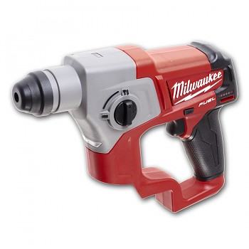 Aku kladivo SDS-Plus Milwaukee M12 CH-0 FUEL