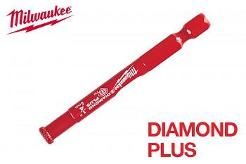 Vrták do dlažby Milwaukee Diamond Plus 12 mm