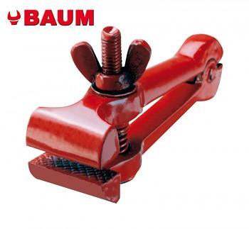 Svěrka šroubová litinová hobby 100 mm BAUM