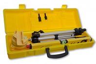 Laser vodováha 40 cm se stativem 100 cm Economy