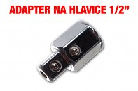 Adapter na hlavice 1/2""