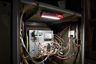 Aku kompaktní svítilna LED Milwaukee L4 FL-201