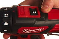 PROFI SET 1 M12 Milwaukee M12BDD + M12BPRT + 3x aku