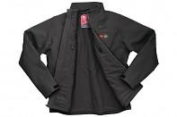 Aku vyhřívaná bunda Milwaukee Premium M12 HJ BL4-0 (M) černá