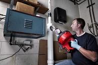 Aku čistič potrubí Milwaukee M18 FDCPF10-0C