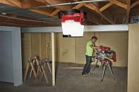 Hybridní pracovní svítilna LED Milwaukee M18 SLSP-0