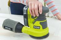 Ryobi R18ROS-0 oscilační bruska 125 mm ONE+