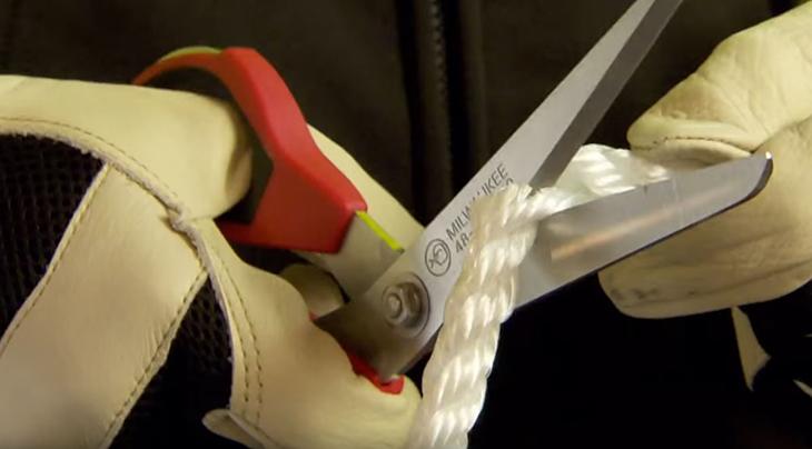 Přímé nůžky Milwaukee