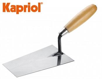Lžíce zednická hranatá 180 mm KAPRIOL