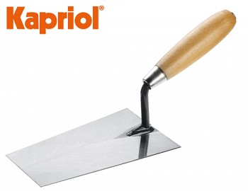 Lžíce zednická hranatá 190 mm KAPRIOL
