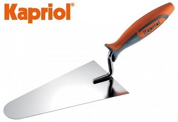 Vymazavačka oblá INOX PROGRIP 200 mm KAPRIOL