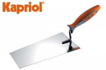 Vymazavačka hranatá INOX PROGRIP 200 mm KAPRIOL