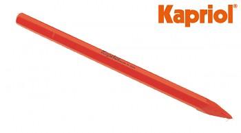 Sekáč špičatý oškrt osmihranný 150 x 10 mm KAPRIOL