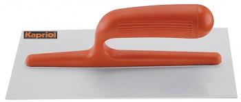 Hladítko plastové rovné rukojeť nylon 280 x 120 mm KAPRIOL