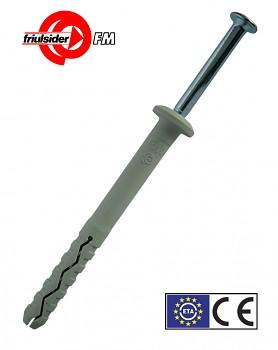 Hmoždinka natloukací TBB 621 8 x 80 nylon Friulsider