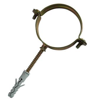 Objímka kovová kompletní CFC  10 mm Friulsider
