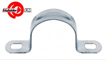 Plechová objímka oboustranná CM  10 mm Friulsider
