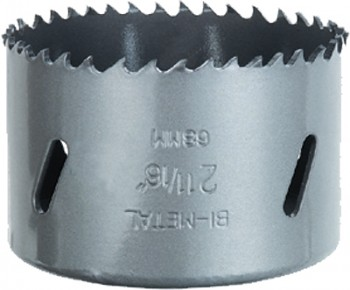 Vrtací korunka 46,0 mm, Bi-Metall HSS