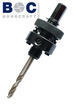 Unašeč korunky AS33 6-hr 9,5 mm 32 - 210 mm