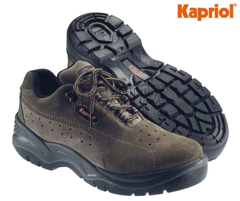 f91a1d3b8b4 Pracovní bezpečnostní obuv celokožená ABENAKI SB-P 40 Kapriol ATAX ...