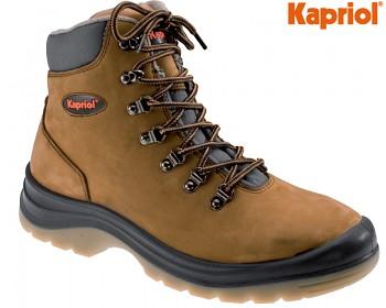 Pracovní bezpečnostní obuv celokožená MONTREAL S3 40 Kapriol