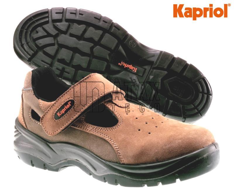 a6d9e1ee2a6 Pracovní bezpečnostní obuv celokožená DALLAS SB-P 40 Kapriol ATAX ...