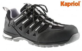 Pracovní bezpečnostní obuv kožená SNAP S1-P nízká 40 Kapriol