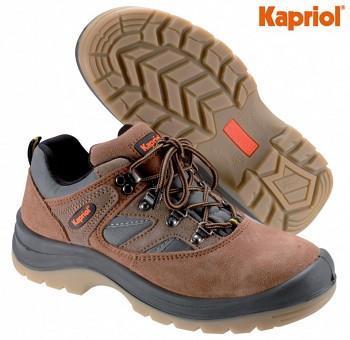 Pracovní bezpečnostní obuv SIOUX S1-P nízká 38 Kapriol