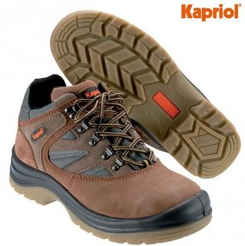 Pracovní bezpečnostní obuv SIOUX S1-P vysoká 40 Kapriol