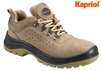 Pracovní bezpečnostní obuv NEW ORLEANS S1-P nízká 43 Kapriol