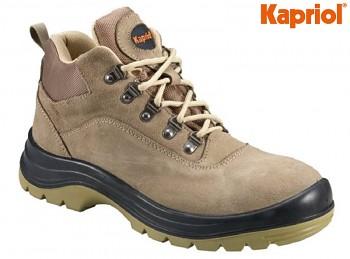 Pracovní bezpečnostní obuv NEW ORLEANS S1-P vysoká 43 Kapriol
