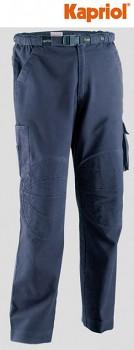 Pracovní kalhoty TENERE modré S Kapriol