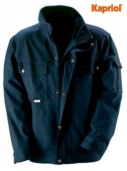 Pracovní bunda SAVANA modrá M Kapriol