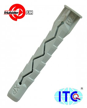 Hmoždinka uzlovací do dutých cihel FM-XP 6 x 45 Friulsider