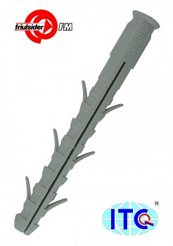 Hmoždinka rámová TUP3 10 x 100 sólo Friulsider