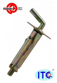 Hmoždinka plechová TAM 8 x 40 malá skoba M 4 Friulsider