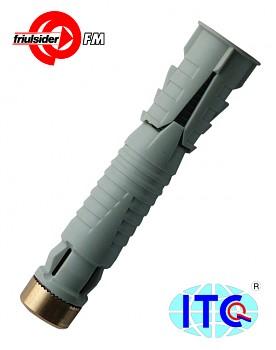 Hmoždinka plastová kotva TDE 14 x 75 solo M 10 Friulsider