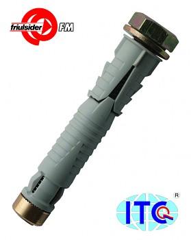 Hmoždinka plastová kotva TDE 14 x 75 šroub M 10 x 80 Friulsider