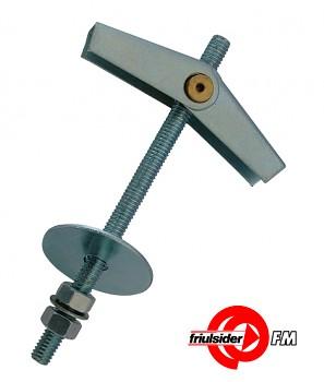 Hmoždinka pružinová AM lustrhák M 5 x 50 svorník Friulsider