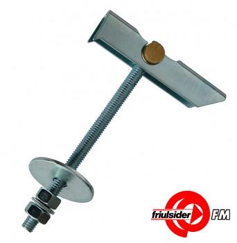 Hmoždinka sklopná AM lustrhák M 8 x 100 svorník Friulsider