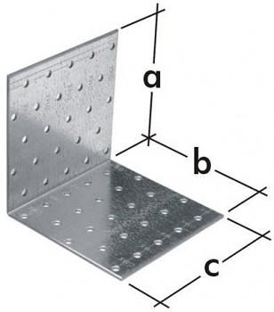 Úhelník montážní KM 3 60 x 60 x 40