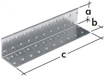 Úhelník montážní KM 15  40 x 40 x 200
