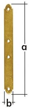Spojka úzká LW 4  148 x 17