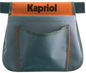 Kapsa s opaskem nylon - 2 kapsy Kapriol