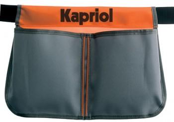 Kapsa s opaskem nylon - 2 kapsy sériově Kapriol