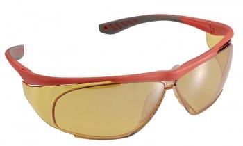 Pracovní ochranné brýle Integral oranžové Kapriol