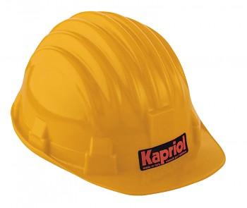 Ochranná přilba žlutá Kapriol