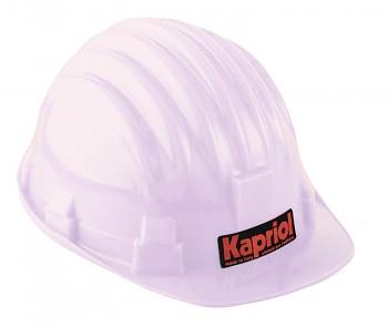 Ochranná přilba bílá Kapriol